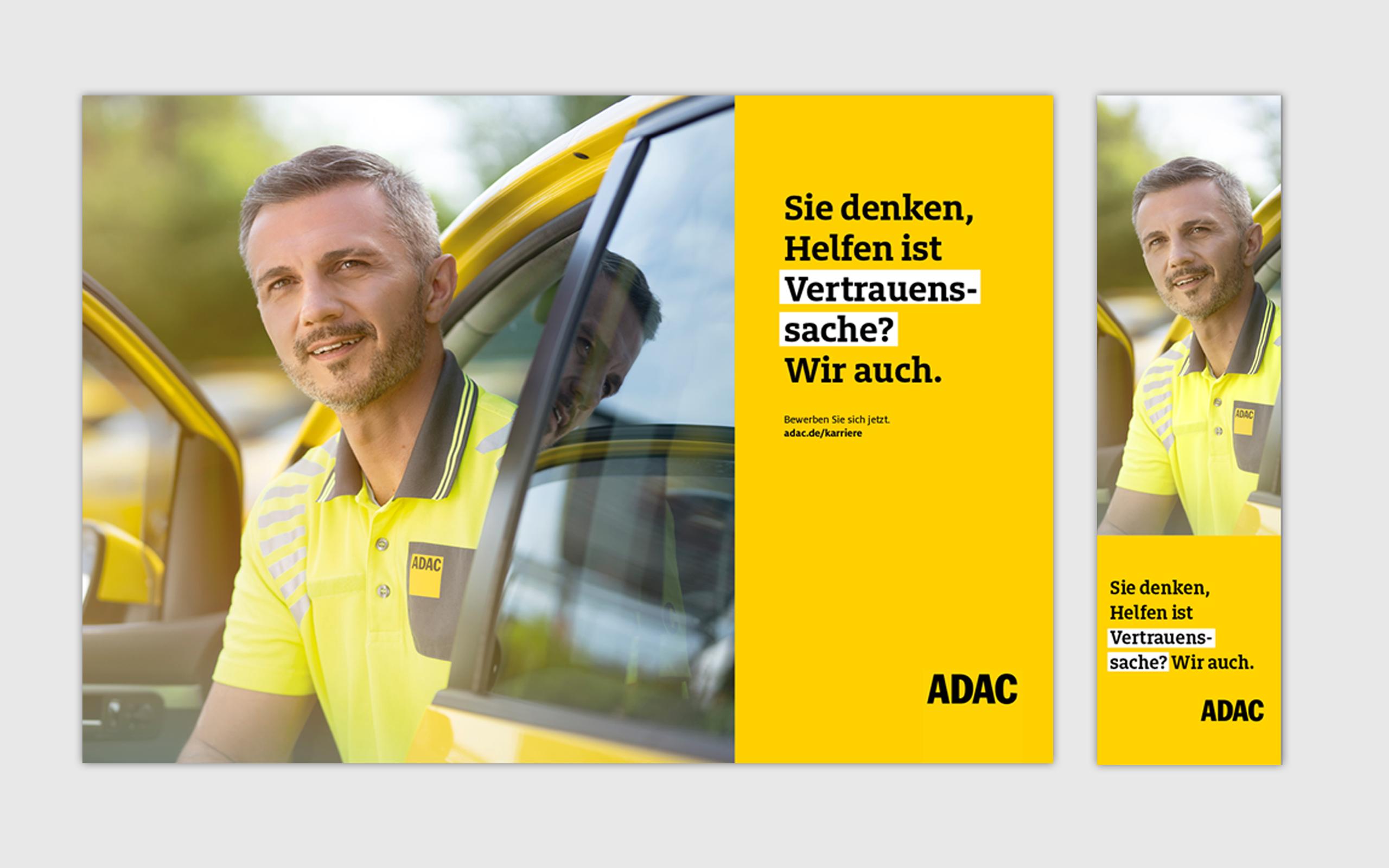 Anzeige ADAC